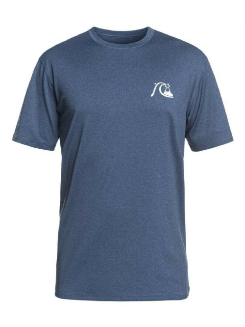 QUIKSILVER MENS RASH T SHIRT.EL CAPITAN UPF50+ SUN PROTECTION RASH TOP  9S 58BR